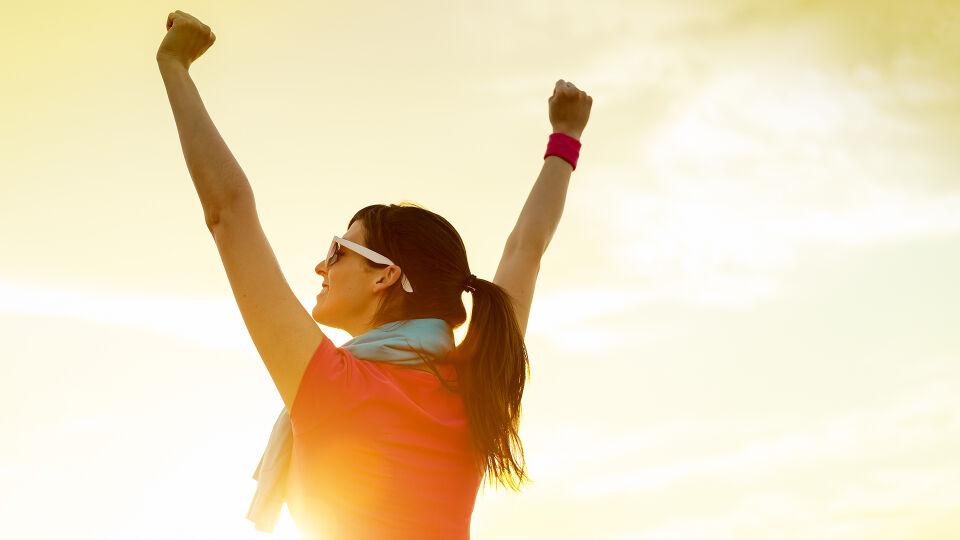 Frühling Sommer Motivation - Machen Sie sich fit für den Frühling! - © Shutterstock