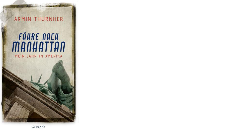 Fähre Thurnher Buch wide Buch - © Paul Zsolnay Verlag