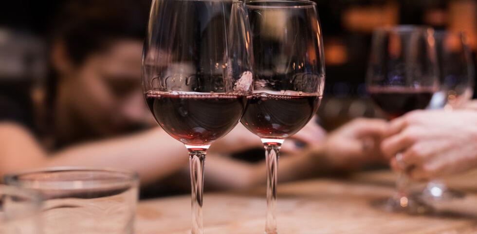 Alkohol Wein - © Shutterstock