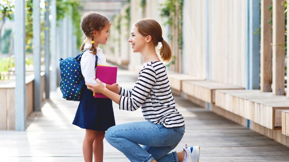 Schule Kinder 3 - © Shutterstock
