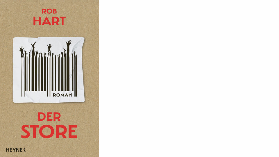 Buch_Der Store_Rob Hart_c_Heyne Verlag - © Heyne Verlag