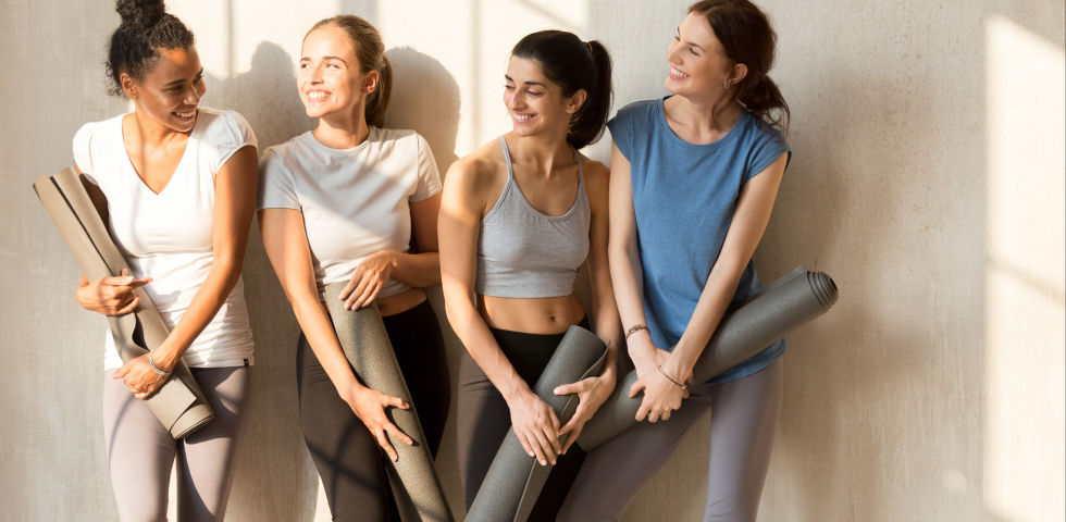 Gymnastik yoga pilates - © Shutterstock