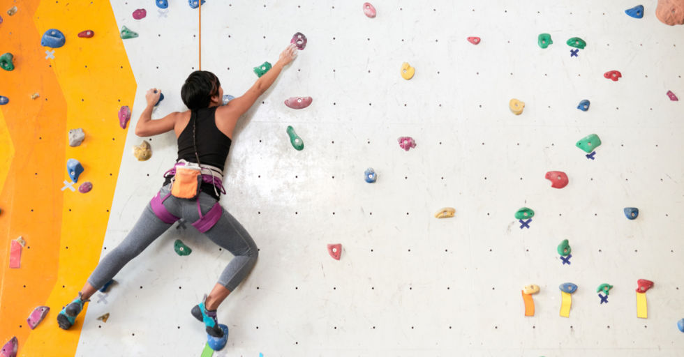 Sport Klettern - © Shutterstock