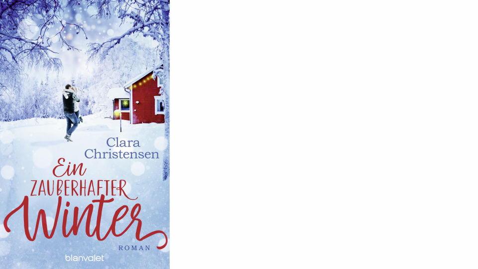 Buch Cover_ein zauberhafter Winter_Blanvalet Verlag_online - © Blanvalet Verlag