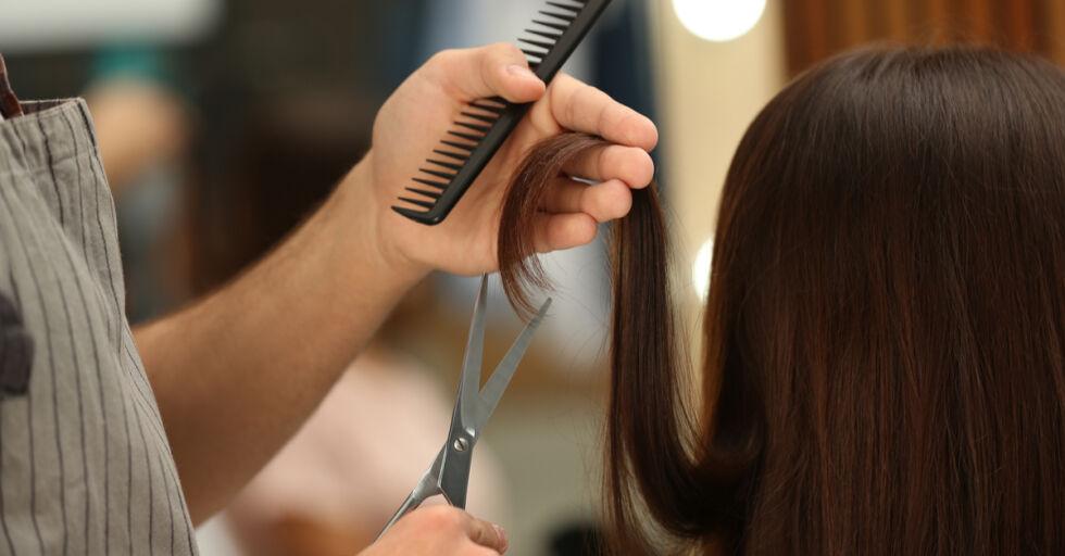 Haare schneiden - © Shutterstock