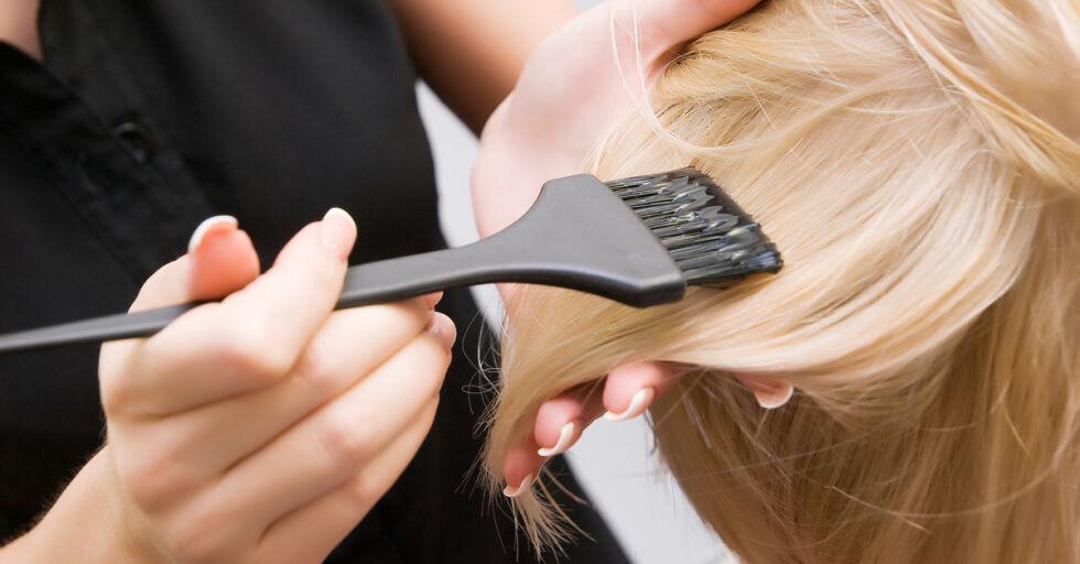 Haare färben - © Shutterstock