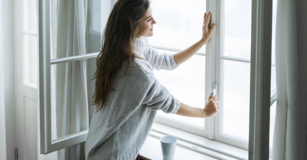 Fenster lüften - © Shutterstock