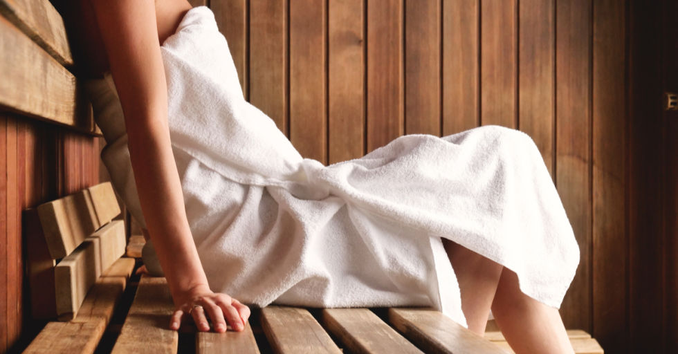 Sauna Wärme - © Shutterstock