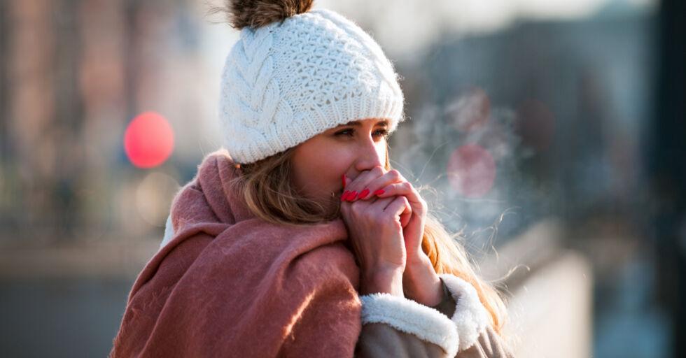 Kälte Winter - © Shutterstock