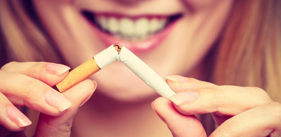 Rauchstopp - © Shutterstock