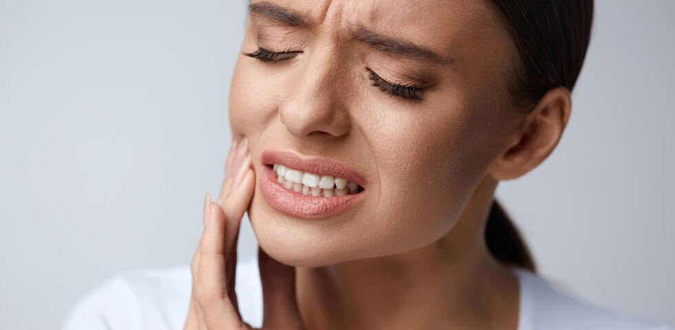 Zahnschmerzen Zähne - © Shutterstock
