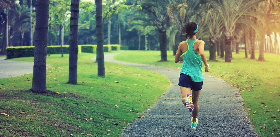 Sport Laufen joggen - © Shutterstock