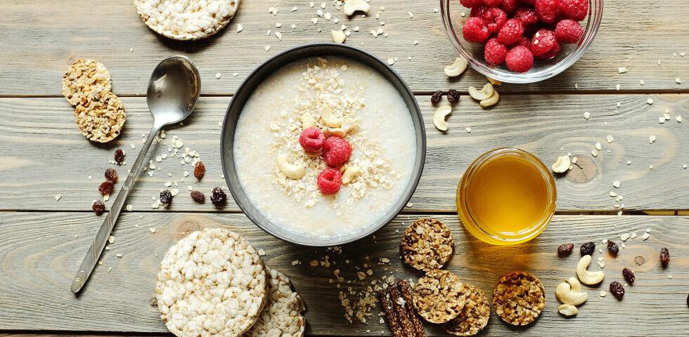 Frühstück Gesund Ernährung - Die wichtigste Mahlzeit des Tages? - © Shutterstock