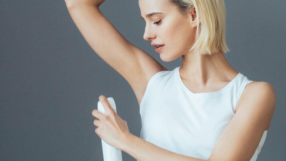 Deodorant Schweiss - © Shutterstock