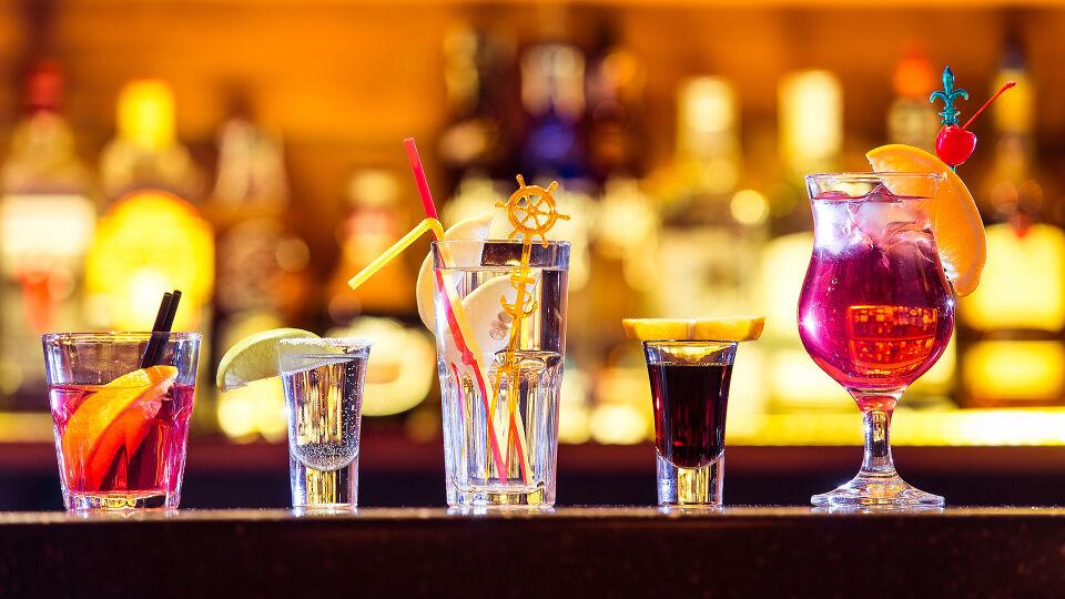 Alkohol - © Shutterstock