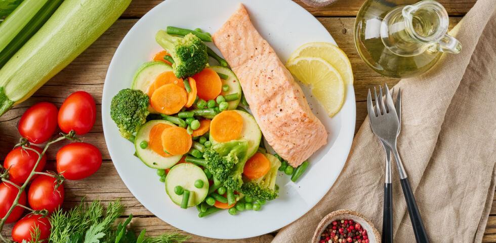 Ernährung gesund - © Shutterstock