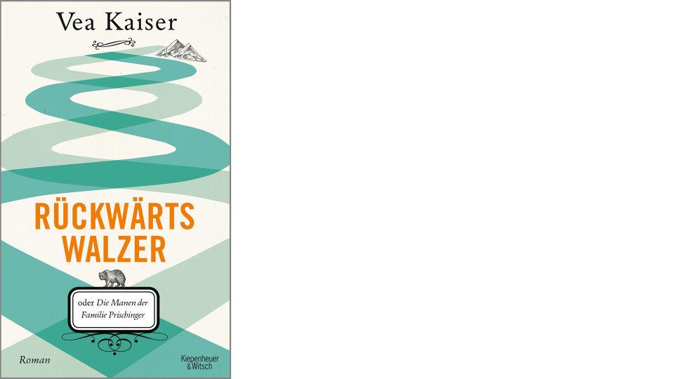 Buch Rückwärtswalzer_Vea Kaiser_c_kiwi Verlag - © kiwi Verlag