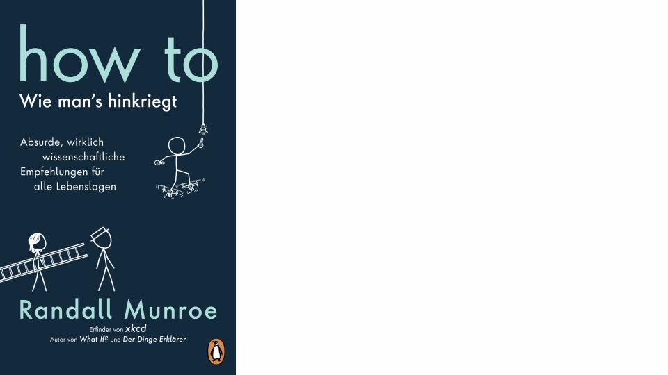 Buch How To_Penguin Verlag online - © Penguin