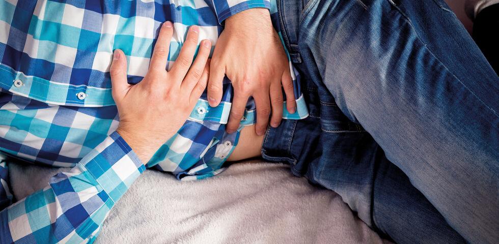 Bauchschmerzen Verdauung - © Shutterstock