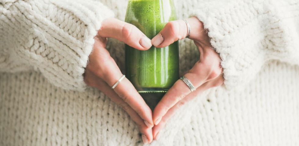Detox Ernährung Smoothie - © Shutterstock