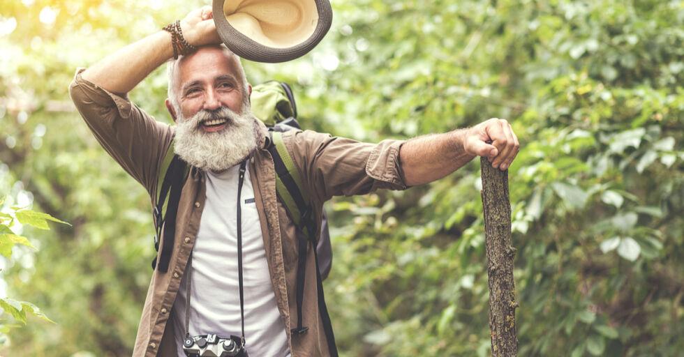 Wandern Sport Senior - © Shutterstock