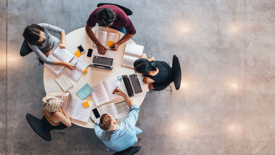 Lernen Prüfungsvorbereitung - © Shutterstock