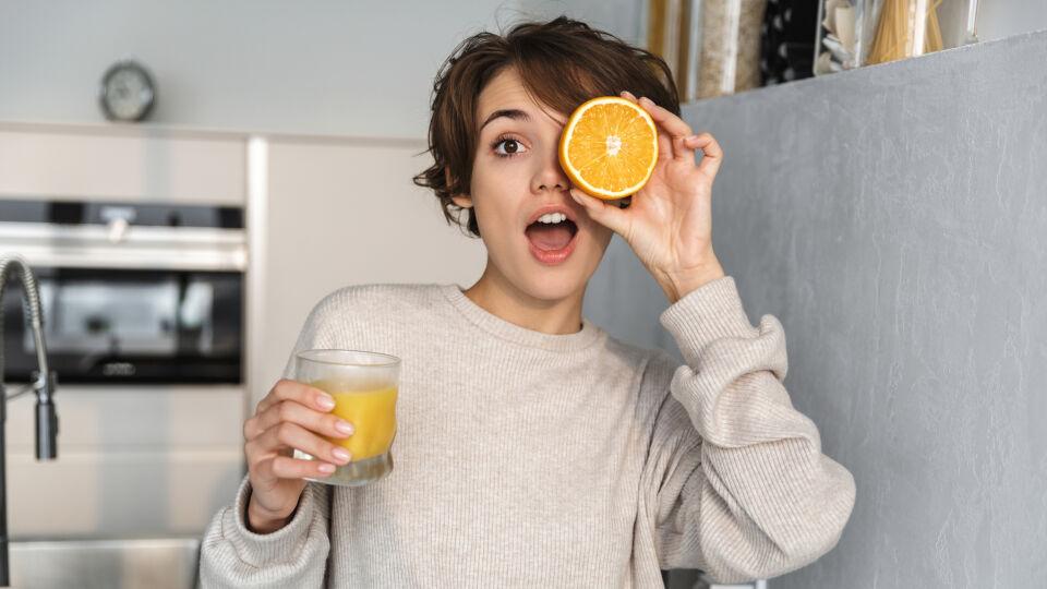 Vitamin C - © Shutterstock