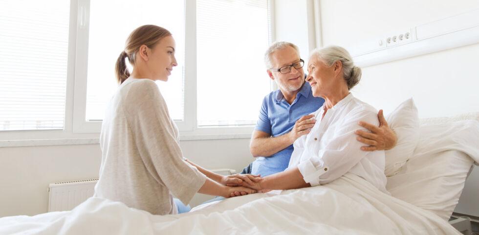 Krankenhaus Spital 2 - © Shutterstock