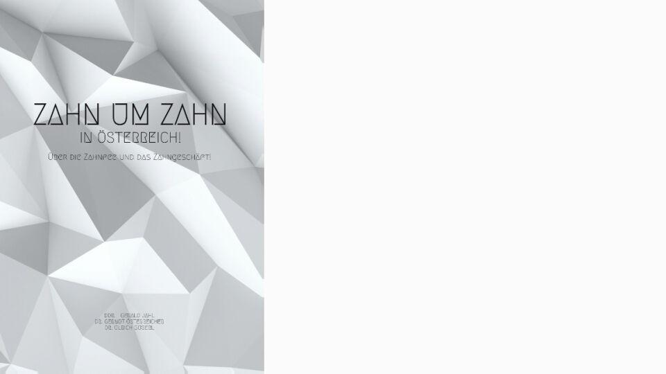 Buch_Zahn-um-Zahn-in-Österreich(1)_online_Books on Demand - © Books on Demand