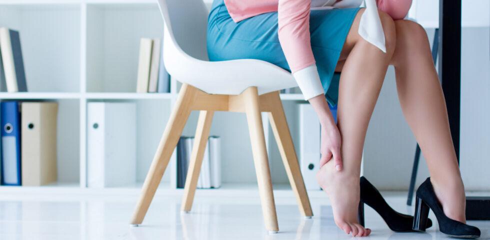 Füße Highheels Fußgesundheit - © Shutterstock