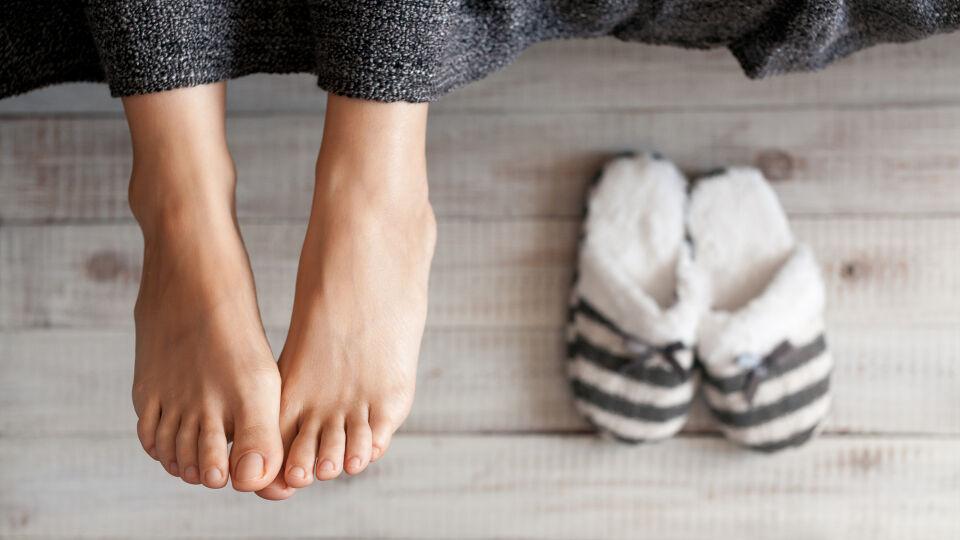 Füße Kalt - © Shutterstock