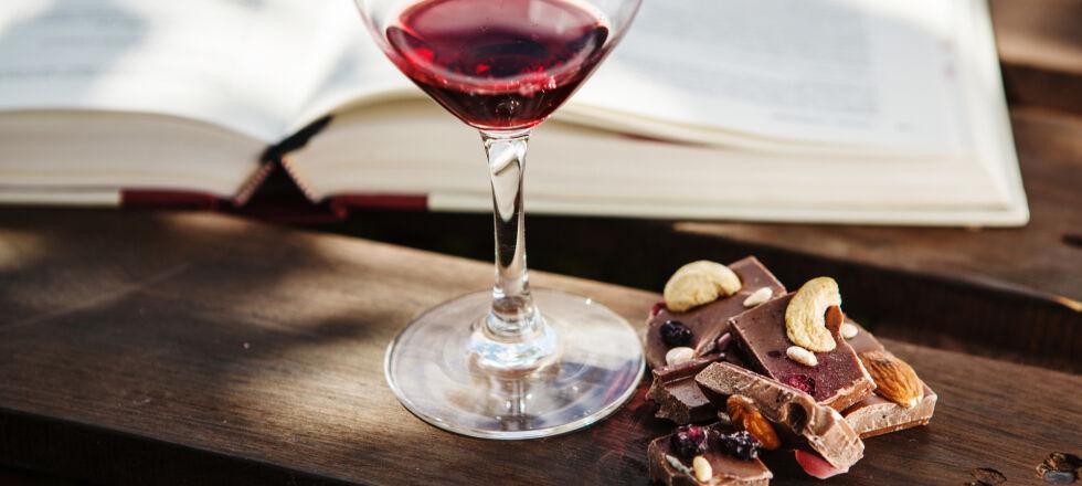 Wein Schokolade Histamin - © Shutterstock