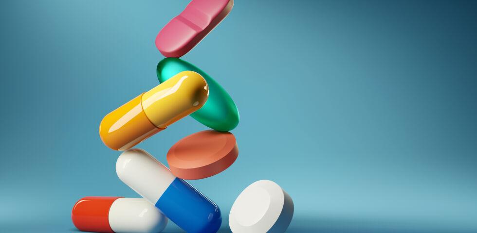 Medikamente Tabletten Medizin - © Shutterstock