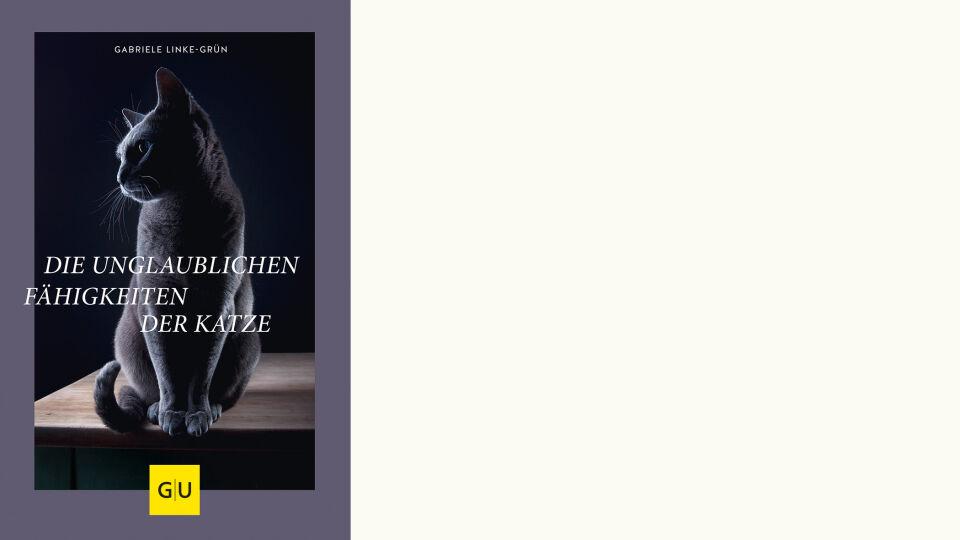 Buch_Katze Fähigkeiten_GU Verlag ONLINE - © GU Verlag