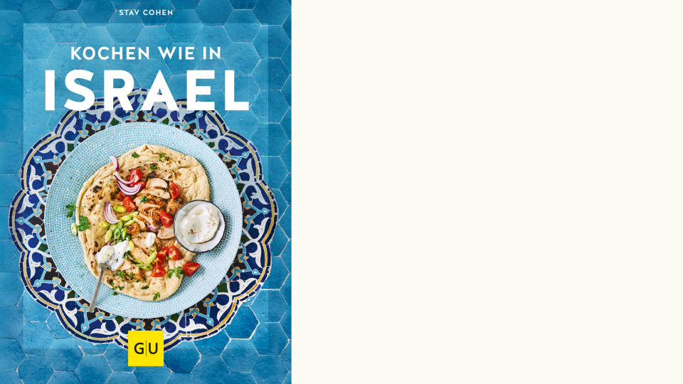 Buch_Kochen Israel_GU Verlag ONLINE - © GU Verlag
