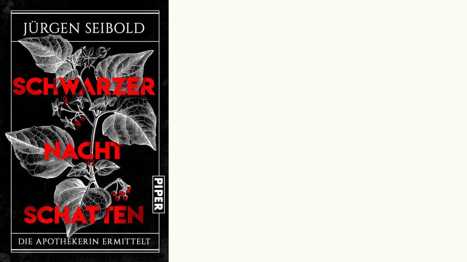 Buch_Schwarzer Nachtschatten_Seibold_Piper Verlag ONLINE - © Piper Verlag