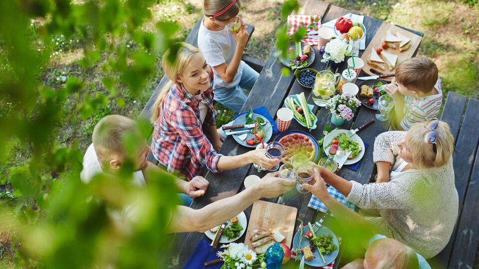 3 Picknick - © Shutterstock