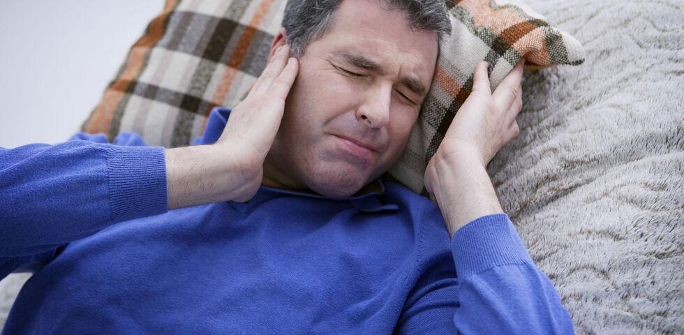 Ohrenschmerzen - © Shutterstock