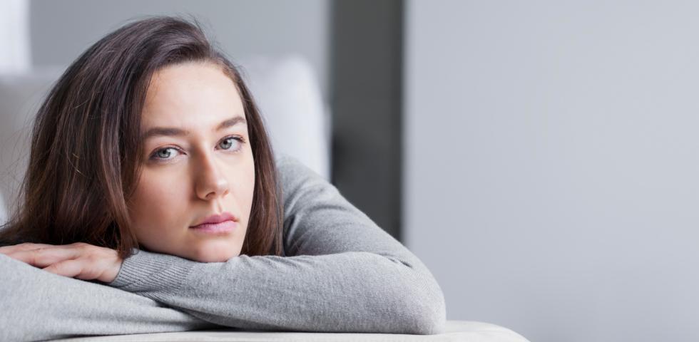 Nachdenklich traurig depression - © Shutterstock