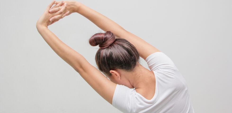 Stretching Körperhaltung - © Shutterstock