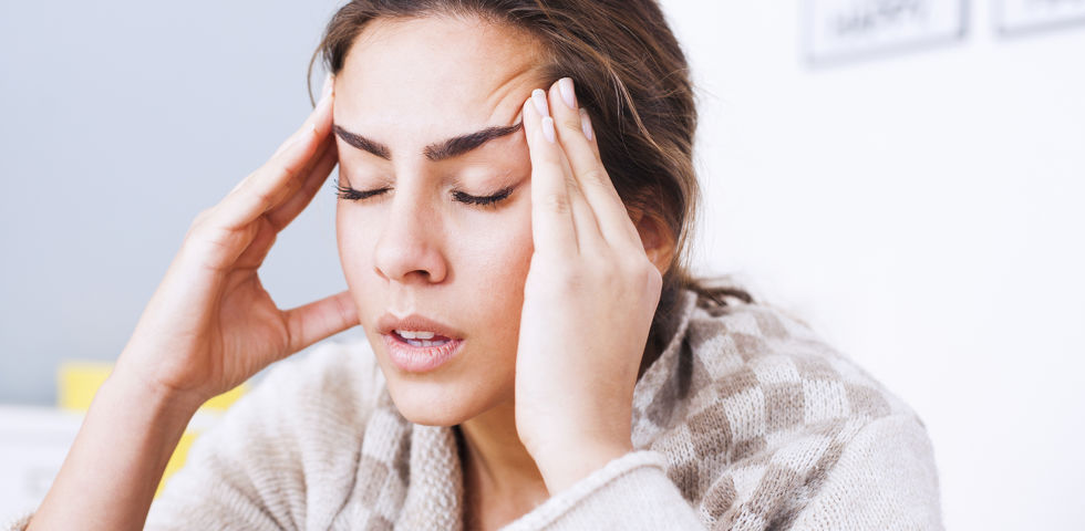Kopfschmerzen - © Shutterstock