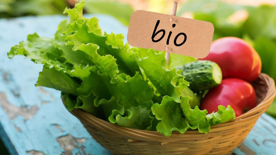 Ernährung Bio Produkte - © Shutterstock
