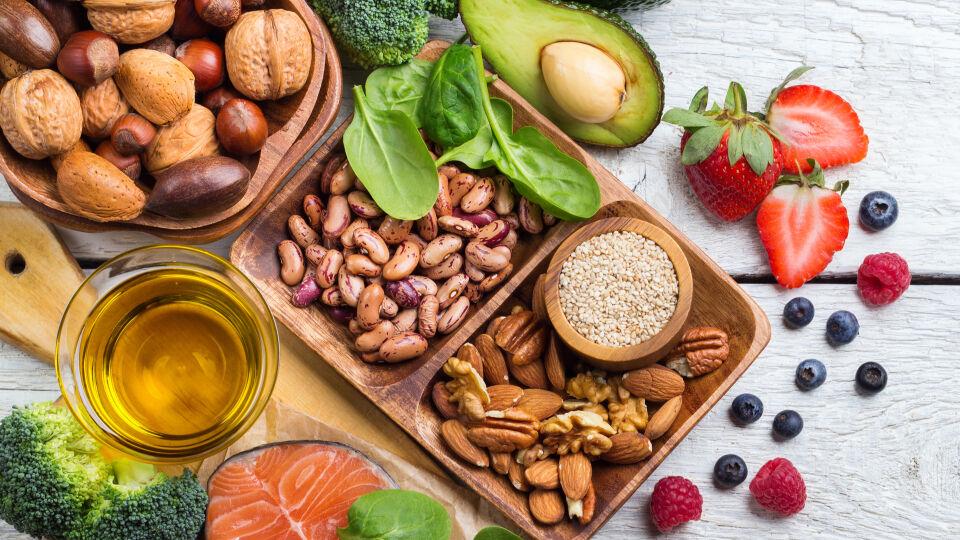 Gesunde Ernährung Vitamine - © Shutterstock