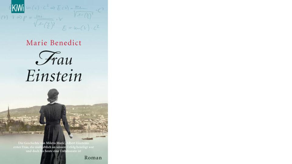 Frau Einstein_cover_online - © Kiepenheuer & Witsch Verlag
