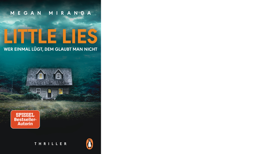 Buch Little Lies Cover online - © Penguin Verlag