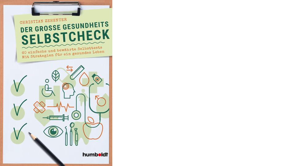 Buch Gesundheitscheck_cover online - © Humboldt Verlag