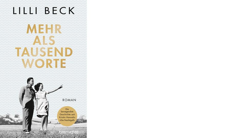Buch Beck Mehr als tausend Worte - © Blanvalet