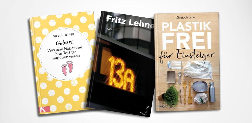 Buchtipps Mai Fächer - © Kösel/Seifert Verlag/mvg Verlag