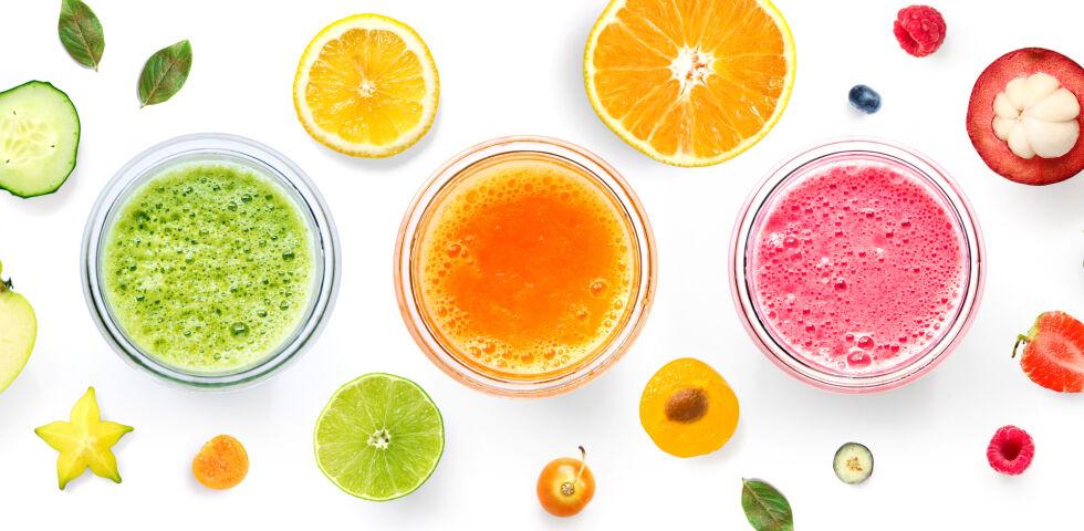 detox entgiften - Damit das Fasten auch Sinn macht, sollten einige Regeln befolgt werden. Besonders wichtig: Fasten bedeutet nicht, dass man hungern muss. - © Shutterstock