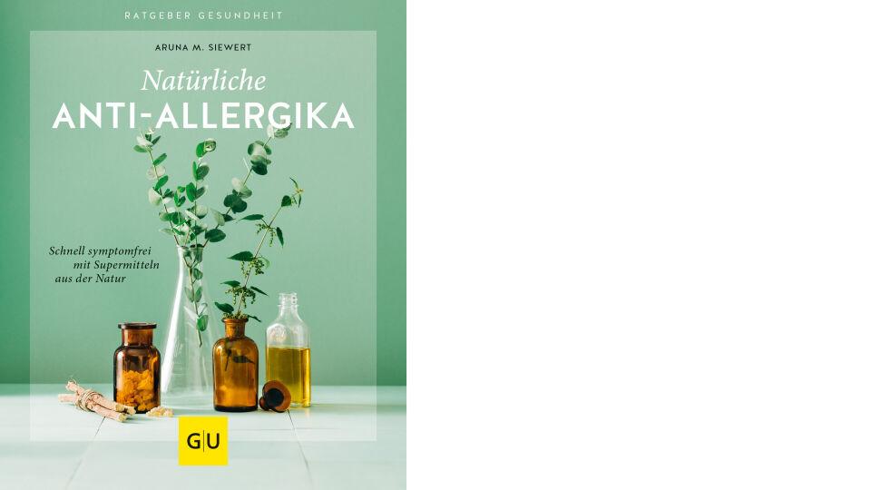 Buch_Cover_Natürliche Anti Allergika_c_GU Verlag - © GU Verlag